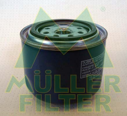 MULLER FILTER  FO18 Ölfilter Ø: 95mm, Innendurchmesser 2: 72mm, Innendurchmesser 2: 62mm, Höhe: 87mm