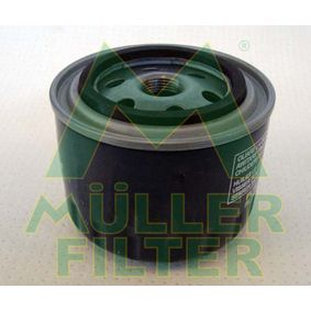 Ölfilter Ø: 96mm, Innendurchmesser 2: 72mm, Innendurchmesser 2: 62mm, Höhe: 70mm mit OEM-Nummer J087 1919