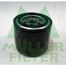 Ölfilter Ø: 89mm, Innendurchmesser 2: 72mm, Innendurchmesser 2: 62mm, Höhe: 115mm mit OEM-Nummer 8200 007 832