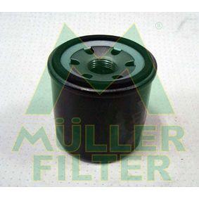Ölfilter Ø: 68mm, Innendurchmesser 2: 62mm, Innendurchmesser 2: 57mm, Höhe: 65mm mit OEM-Nummer 15208-65F01