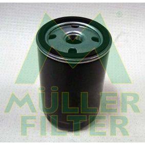 Filtre à huile Ø: 76mm, Diamètre intérieur 2: 72mm, Diamètre intérieur 2: 62mm, Hauteur: 125mm avec OEM numéro 0031840601