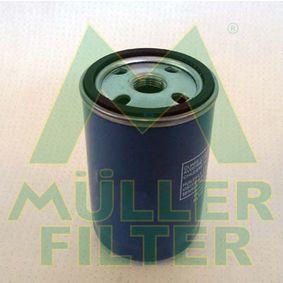 Ölfilter Ø: 95mm, Innendurchmesser 2: 63mm, Innendurchmesser 2: 57mm, Höhe: 122mm mit OEM-Nummer 1560187310