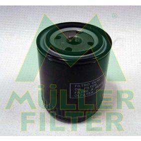 Ölfilter Ø: 93mm, Innendurchmesser 2: 72mm, Innendurchmesser 2: 62mm, Höhe: 113mm mit OEM-Nummer 078115561 H