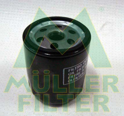 MULLER FILTER  FO287 Oil Filter Ø: 78mm, Inner Diameter 2: 74mm, Inner Diameter 2: 61mm, Height: 95mm