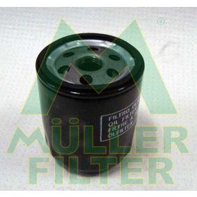 Oil Filter Ø: 78mm, Inner Diameter 2: 74mm, Inner Diameter 2: 61mm, Height: 95mm with OEM Number 1250507