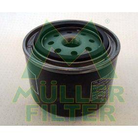 Filtre à huile Ø: 97mm, Diamètre intérieur 2: 71mm, Diamètre intérieur 2: 61mm, Hauteur: 70mm avec OEM numéro 21051012005
