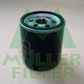 2016 Peugeot 3008 Mk1 1.2 Oil Filter FO305