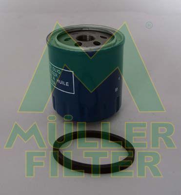MULLER FILTER  FO523 Ölfilter Ø: 76mm, Innendurchmesser 2: 72mm, Innendurchmesser 2: 62mm, Höhe: 90mm