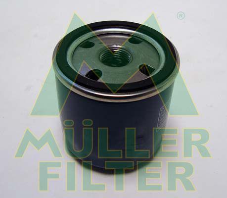 MULLER FILTER  FO54 Ölfilter Ø: 76mm, Innendurchmesser 2: 72mm, Innendurchmesser 2: 62mm, Höhe: 89mm