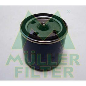 Oil Filter Ø: 76mm, Inner Diameter 2: 72mm, Inner Diameter 2: 62mm, Height: 89mm with OEM Number MLS 000-155
