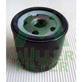 Ölfilter Ø: 76mm, Innendurchmesser 2: 72mm, Innendurchmesser 2: 63mm, Höhe: 82mm mit OEM-Nummer 1449182