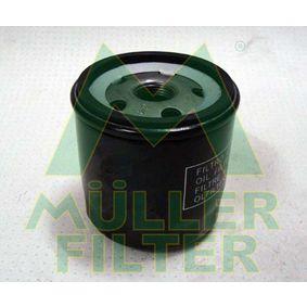 Ölfilter Ø: 76mm, Innendurchmesser 2: 72mm, Innendurchmesser 2: 62mm, Höhe: 79mm mit OEM-Nummer 1007 705