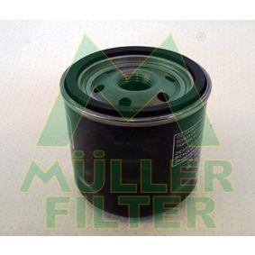 Filtre à huile Ø: 76mm, Diamètre intérieur 2: 72mm, Diamètre intérieur 2: 62mm, Hauteur: 70mm avec OEM numéro 5008721