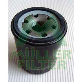 Ölfilter Ø: 68mm, Innendurchmesser 2: 63mm, Innendurchmesser 2: 54mm, Höhe: 87mm mit OEM-Nummer 15400PMET01