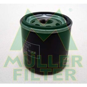 2015 Renault Clio 4 1.5 dCi (BHMW) Oil Filter FO646