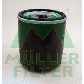 Ölfilter Ø: 76mm, Innendurchmesser 2: 72mm, Innendurchmesser 2: 62mm, Höhe: 89mm mit OEM-Nummer 03L115561