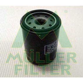 MULLER FILTER  FO674 Ölfilter Ø: 65mm, Innendurchmesser 2: 62mm, Innendurchmesser 2: 54mm, Höhe: 92mm