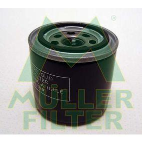 Ölfilter Ø: 86mm, Innendurchmesser 2: 72mm, Innendurchmesser 2: 62mm, Höhe: 89mm mit OEM-Nummer 26300-35531