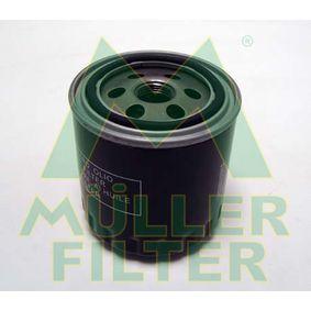 Ölfilter Ø: 86mm, Innendurchmesser 2: 72mm, Innendurchmesser 2: 62mm, Höhe: 89mm mit OEM-Nummer 8200 893 554