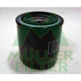 Ölfilter Ø: 84mm, Innendurchmesser 2: 66mm, Innendurchmesser 2: 57mm, Höhe: 93mm mit OEM-Nummer LRF 1001 20