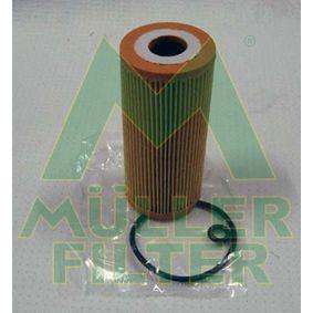 Ölfilter Ø: 52mm, Innendurchmesser 2: 22mm, Höhe: 116mm mit OEM-Nummer 640 180 0009