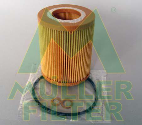 MULLER FILTER  FOP205 Ölfilter Ø: 82mm, Innendurchmesser: 42mm, Innendurchmesser 2: 42mm, Höhe: 104mm