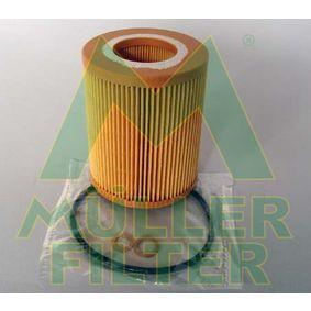 MULLER FILTER  FOP205 Ölfilter Ø: 82mm, Innendurchmesser: 42mm, Höhe: 104mm