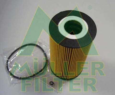 MULLER FILTER  FOP219 Ölfilter Ø: 83mm, Innendurchmesser: 34mm, Höhe: 150mm