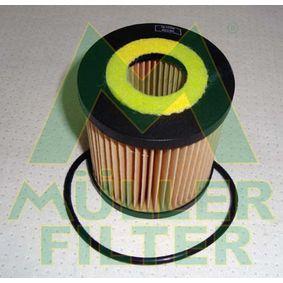 Ölfilter Ø: 65mm, Innendurchmesser: 30mm, Innendurchmesser 2: 30mm, Höhe: 72mm mit OEM-Nummer LF01-143029A