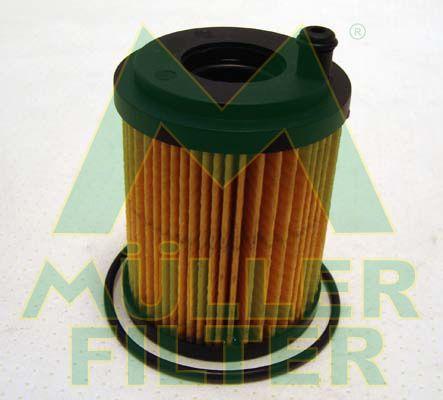 MULLER FILTER  FOP239 Oil Filter Ø: 64mm, Inner Diameter: 26mm, Inner Diameter 2: 20mm, Height: 99mm, Height 1: 81mm