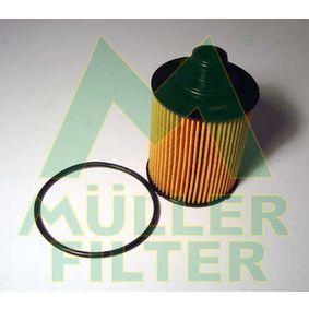 Filtro olio Ø: 68mm, Diametro interno: 22mm, Diametro interno 2: 39mm, Alt.: 101mm con OEM Numero 55238304