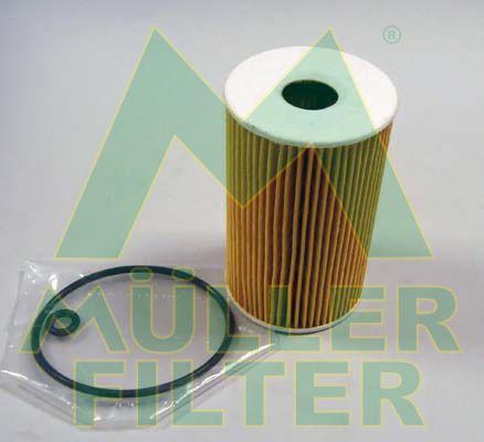 MULLER FILTER  FOP252 Oil Filter Ø: 65mm, Inner Diameter: 20mm, Inner Diameter 2: 20mm, Height: 105mm