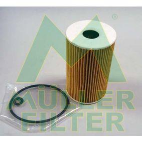 Oil Filter Ø: 65mm, Inner Diameter: 20mm, Inner Diameter 2: 20mm, Height: 105mm with OEM Number S263202A500
