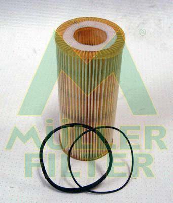 MULLER FILTER  FOP254 Ölfilter Ø: 64mm, Innendurchmesser: 32mm, Innendurchmesser 2: 32mm, Höhe: 155mm
