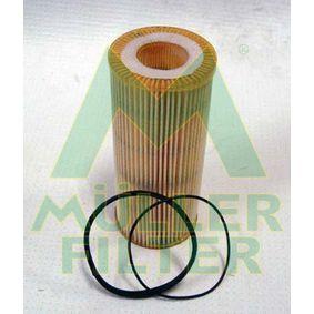 Ölfilter Ø: 64mm, Innendurchmesser: 32mm, Innendurchmesser 2: 32mm, Höhe: 155mm mit OEM-Nummer 06E115466