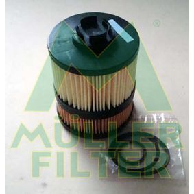 MULLER FILTER  FOP260 Ölfilter Ø: 91mm, Innendurchmesser: 35mm, Innendurchmesser 2: 23mm, Höhe: 123mm