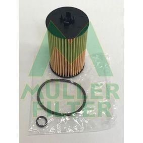 Ölfilter Ø: 57mm, Innendurchmesser: 23mm, Innendurchmesser 2: 21mm, Innendurchmesser 2: 9mm, Höhe: 105mm mit OEM-Nummer 55588497