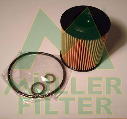 MULLER FILTER  FOP285 Ölfilter Ø: 66mm, Innendurchmesser: 21mm, Innendurchmesser 2: 21mm, Höhe: 77mm