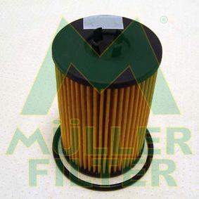 2016 Scirocco Mk3 2.0 TDI Oil Filter FOP287