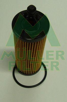 MULLER FILTER  FOP294 Ölfilter Ø: 50,5mm, Innendurchmesser: 23mm, Höhe: 157mm