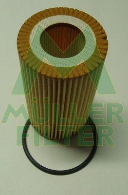 MULLER FILTER  FOP298 Ölfilter Ø: 64mm, Innendurchmesser: 31mm, Höhe: 123mm