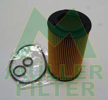 MULLER FILTER  FOP312 Ölfilter Ø: 65mm, Innendurchmesser: 31,5mm, Höhe: 115mm