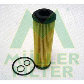 MULLER FILTER  FOP314 Ölfilter Ø: 46mm, Innendurchmesser: 22mm, Höhe: 154mm