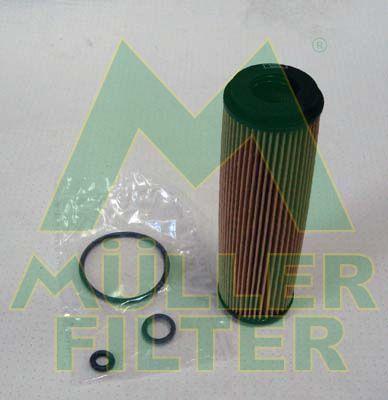 MULLER FILTER  FOP514 Ölfilter Ø: 46mm, Innendurchmesser: 22mm, Innendurchmesser 2: 22mm, Höhe: 154mm