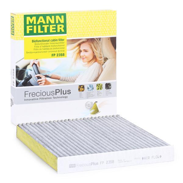 Filtro de Habitáculo FP 2358 MANN-FILTER FP 2358 en calidad original