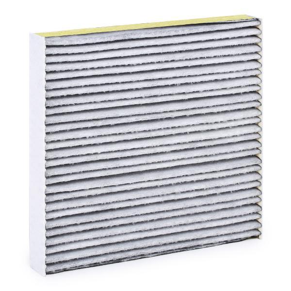 Filtro, aire habitáculo MANN-FILTER FP2358 conocimiento experto
