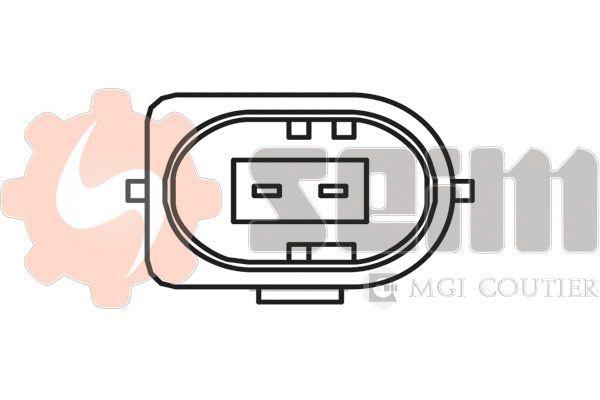 Switch, reverse light SEIM FR123 rating