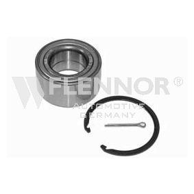 2008 KIA Ceed ED 2.0 Wheel Bearing Kit FR911122