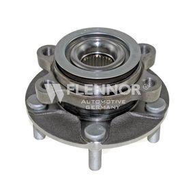 2013 Nissan Juke f15 1.6 DIG-T 4x4 Wheel Bearing Kit FR950459