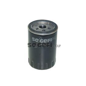 Filtre à huile Ø: 78mm, Hauteur: 119mm avec OEM numéro 650353